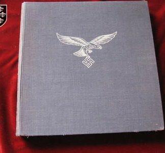 livre Luftwaffe - militaria allemand WWII