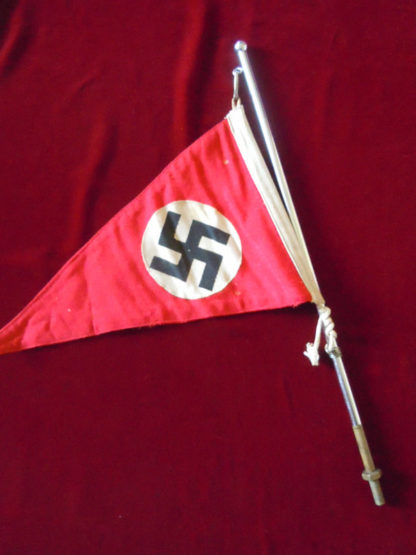 fanion NSDAP - militaria allemand