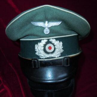 casquette infanterie - militaria allemand