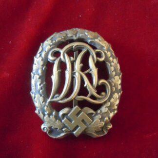 badge DRL - militaria allemand