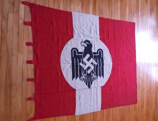 drapeau DRL militaria allemand