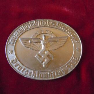 médaille de table NSFK militaria allemand