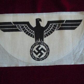 aigle en tissus - militaria allemand