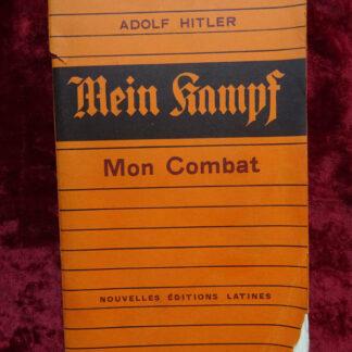 Mein Kampf - Militaria allemand