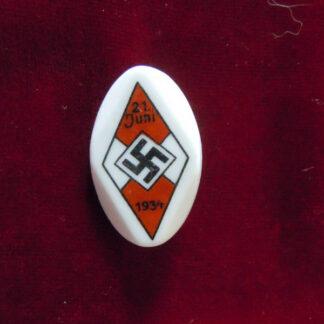 insigne Hitlerjugend - militaria allemand
