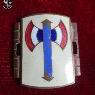 plaque francisque - militaria