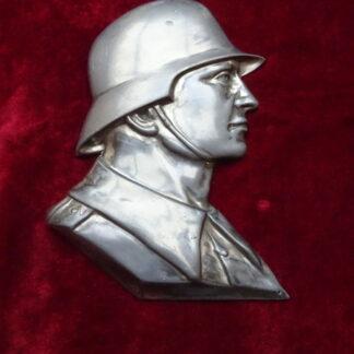 profil soldat WWII militaria allemand