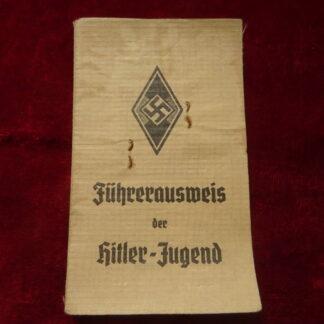 ausweis Hitlerjugend - militaria allemand