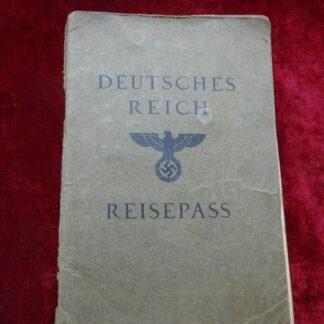 Reisepass - militaria allemand