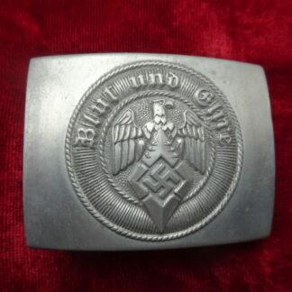 boucle Hitlerjugend - militaria allemand