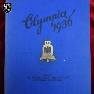Olympia 1936 - militaria allemand