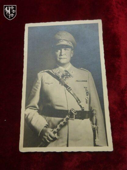 carte postale Goring - militaria allemand