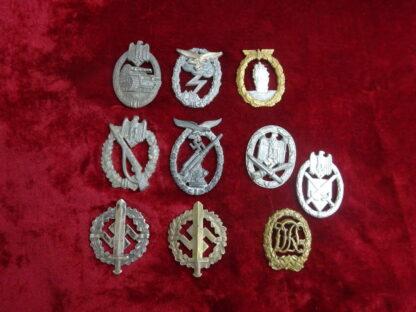 badges - militaria allemand