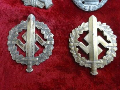badge SA sports - militaria allemand