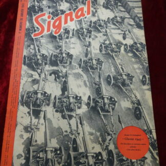 Revue Signal - militaria allemand